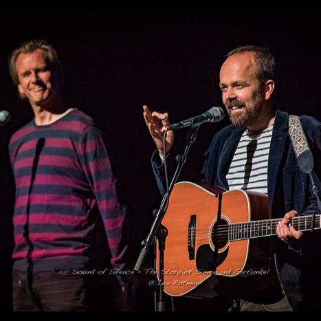 Sound of silence - Over Simon & Garfunkel