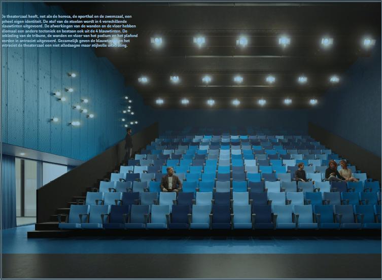 Blauwe zaal, Theater Vianen